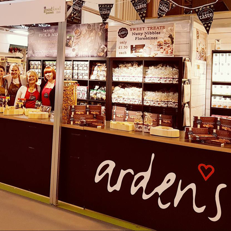 Ardens at the BBC Good Food Show Winter 2017