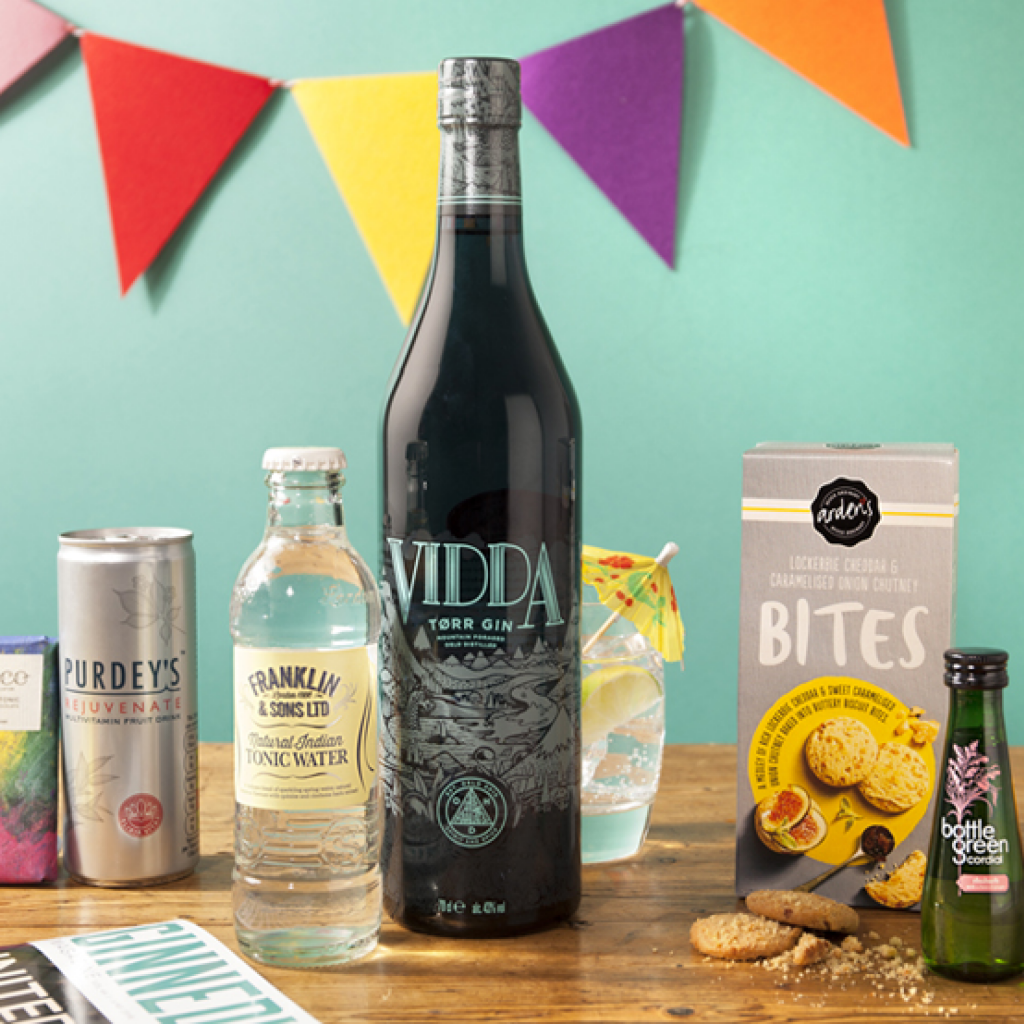 Craft Gin Club – 2018